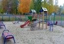 Дитячий спортивно-ігровий майданчик на Ювілейному