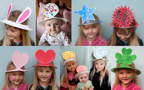 Как сделать шапочку с днем рождения