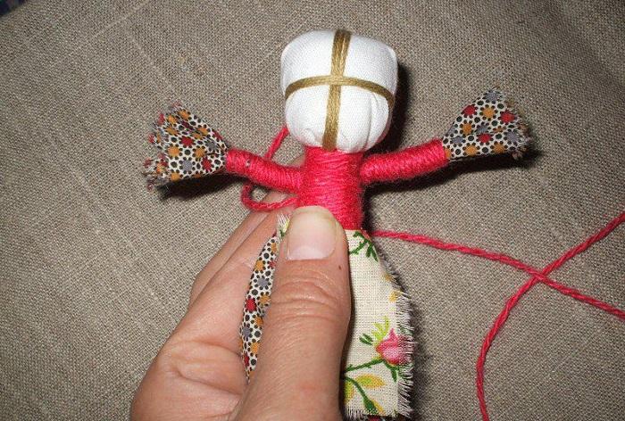 Куклы-мотанки сделать своими руками