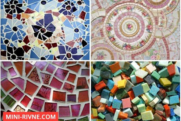 Изготовление мозаичной плитки своими руками 71
