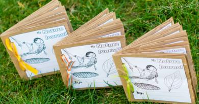 Літні ідеї: саморобний журнал для дітей