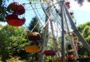 Дитяче дозвілля та відпочинок у Рівному: атракціони в парку Шевченка