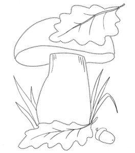 Осінні розмальовки для дітей роздрукувати | Міні Рівне