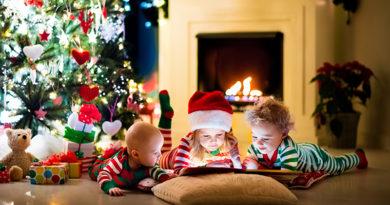 Новорічні свята 2018 у Рівному: куди піти з дитиною