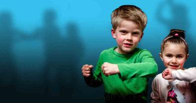 Самооборона для дітей: мамо, тату, зберігайте спокій!