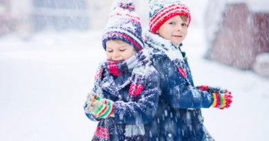 Список зимових справ і забав для вас та ваших діток