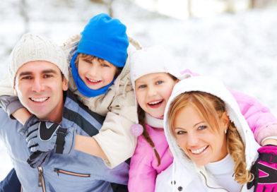 Вихідні з дітьми: 20 – 21 січня