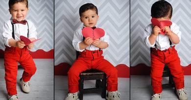 Валентинки для дітей: цікаві ідеї для фото
