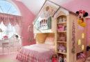 Кімната для дівчинки – ідеї дизайн оформлення