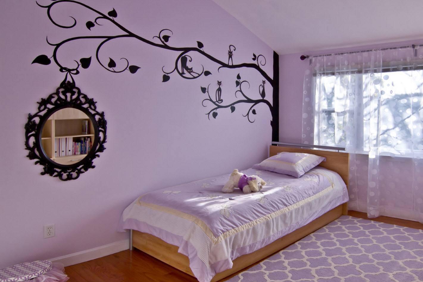 Как украсить комнату своими руками - 61 фото организации