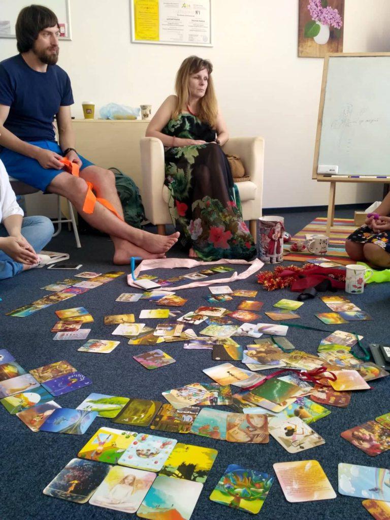 Про проект «Дитяча психологія для Дорослих»