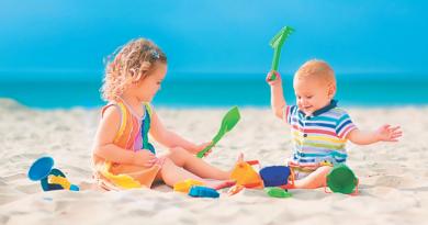 12 порад для тих, хто планує відпустку на море з дітьми