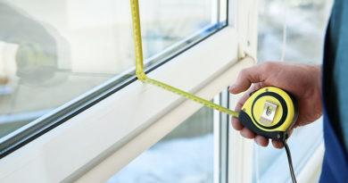 Як правильно заміряти пластикові вікна?