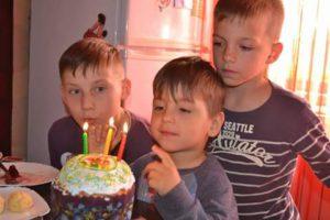 День народження на паску;)