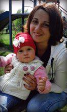На вулиці сонечко, в душі тепло, а в серці любов! Моє життя має сенс- моя маленька донечка Софіїчка! Обожнюю її!